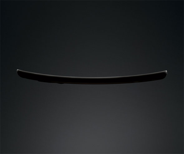 LG G Flex smartphone curved display