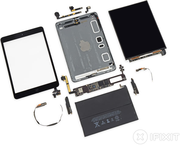 iFixIt iPad mini