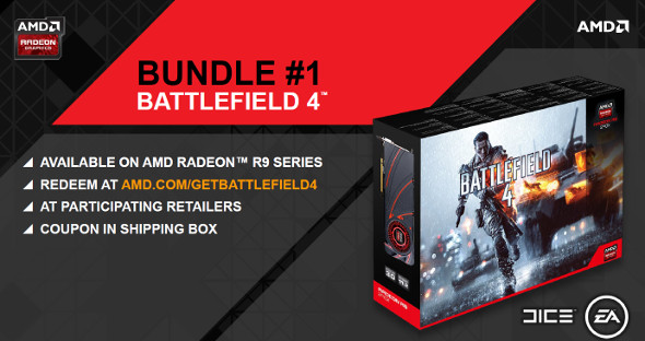 AMD Never Settle Battlefield 4