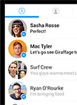 Facebook's Revamped Messenger App Goes After SMS With Addition of Phone Numbers