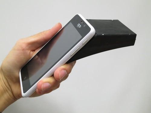 Public Labs SMartphone Spectrometer