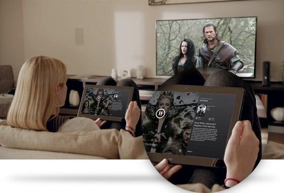 Microsoft Xbox One SmartGlass