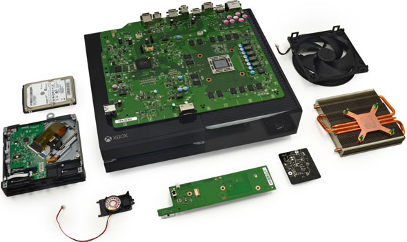 Xbox One Teardown