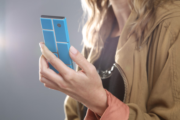 Motorola 3D Systems Project Ara