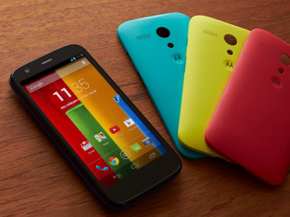 Moto G, now shipping Dec 2