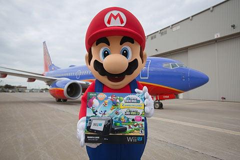 Mario Southwest