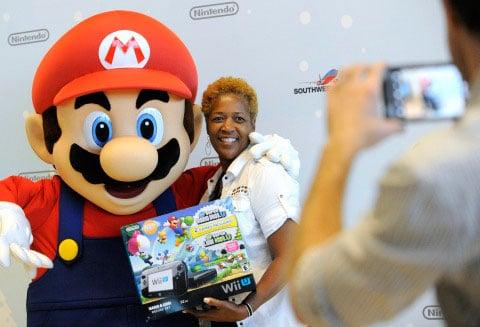 Mario Southwest Wii U