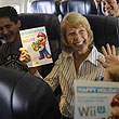 Holiday Surprise: Nintendo Handed Out Free Wii U Consoles to Entire Southwest Flight