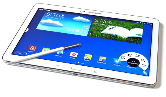 samsung galaxy note 10 1 2014 edition tablet review. Black Bedroom Furniture Sets. Home Design Ideas