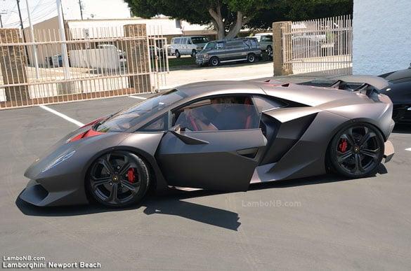 Californian Lamborghini Dealership Begins Accepting