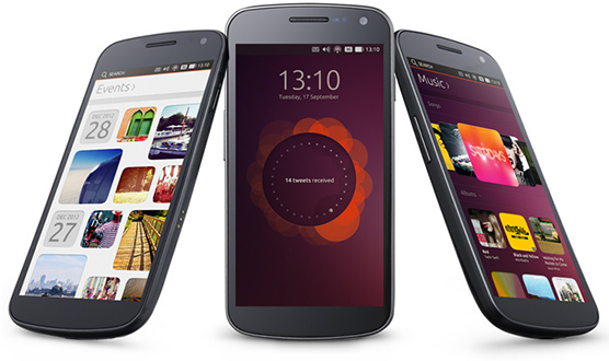 Canonical Ubuntu Touch OS