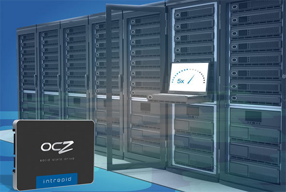 OCZ Intrepid 3000 Series