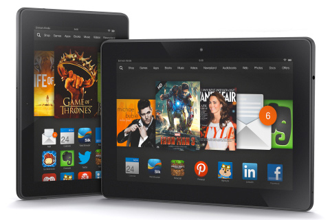 Amazon Now Offers Interest-Free Financing for Kindle Fire