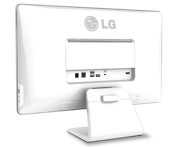 LG Chromebase