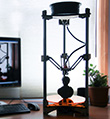 Deltaprintr Offers A New Twist On Desktop 3D Printers