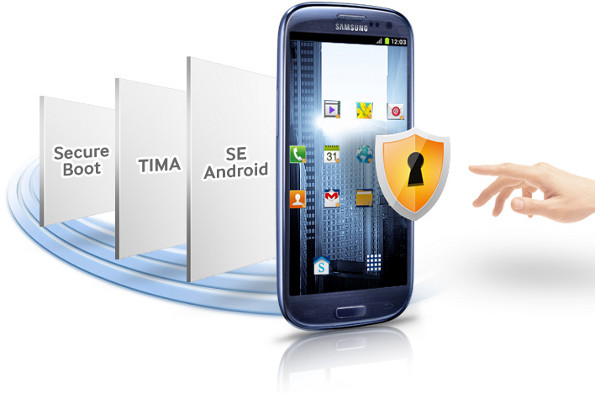 Samsung Knox vulnerability