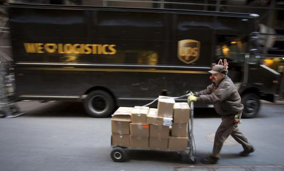 UPS shipping delays