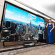 Bring Home Samsung's 110-inch 4K Ultra HD TV for a Cool $150,000