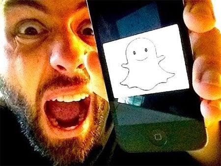 Snapchat scream