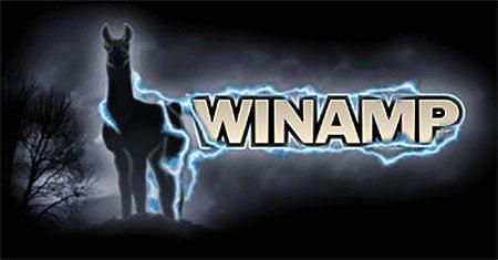 Winamp Llama
