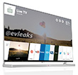 LG's webOS-Based HDTV Breaks Cover With Card-Based User Interface