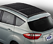 Ford C-MAX Concept Car Unveiled With Roof-Top Solar Panels For CES 2014