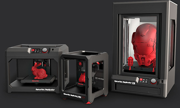 MakerBot 5th Generation 3D Printers