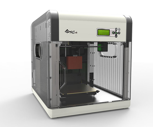 XYZ da Vinci 3d printer