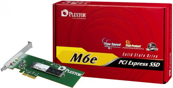Plextor M6e