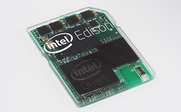 Intel Edison development board