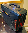 Hands-On With CyberPower's Fang BattleBox, Steam Machine, and Zeus Mini Gaming PCs
