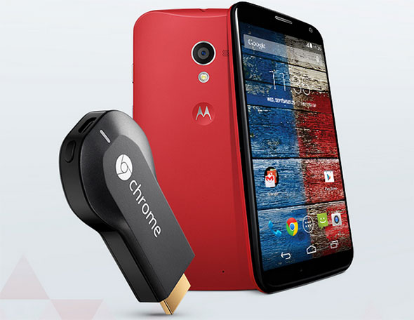 Moto X Chromecast Bundle