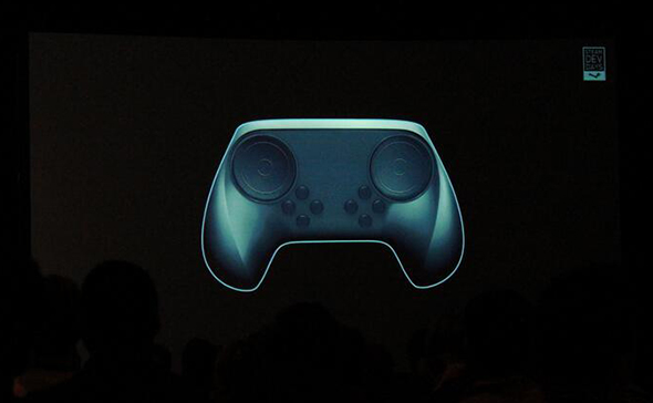 new Valve Steam Controller