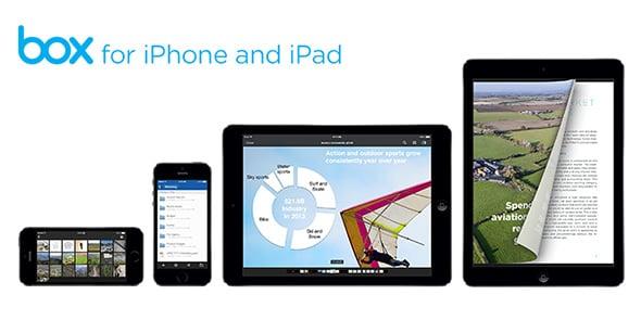 Box iOS apps