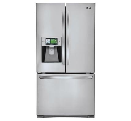 LG smart fridge