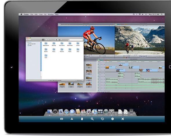 LogMeIn iPad app
