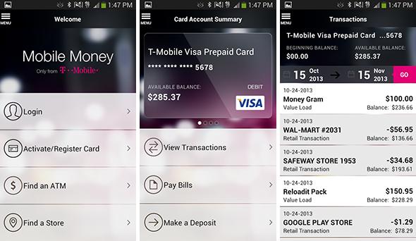 T-Mobile Mobile Bank
