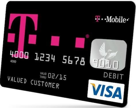 T-Mobile Prepaid Card