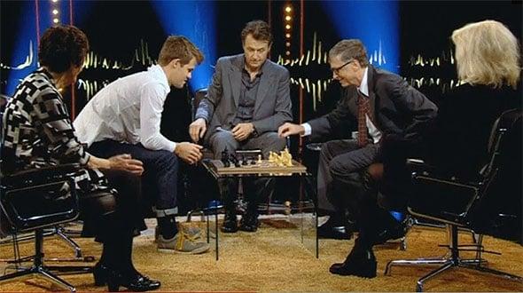 Bill Gates Chess