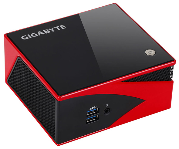 Gigabyte Brix Gaming SFF PC