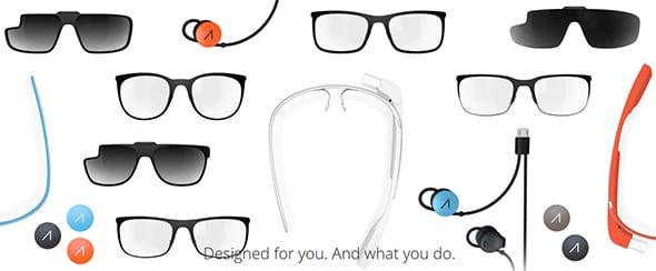 Google Glass prescription