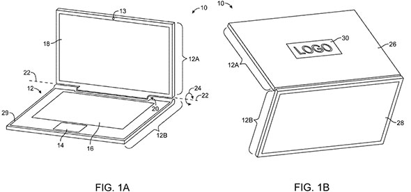 Apple Lid Patent