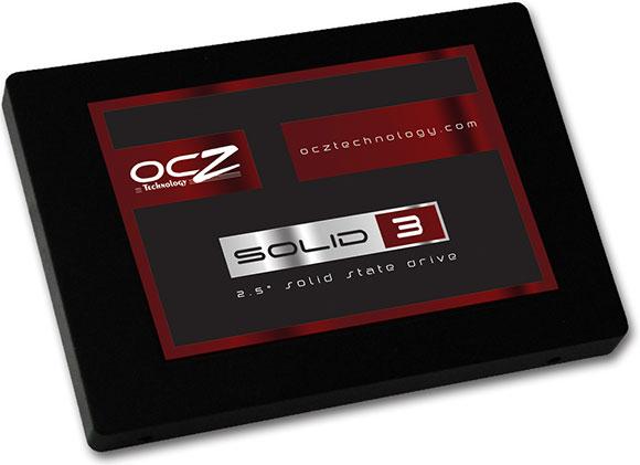 OCZ Solid 3 SSD
