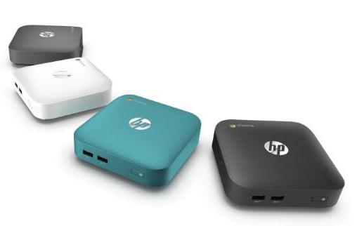 HP Chromeboxes