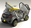 Scout For Traffic Jams, Annoy And Terrify With Renault's Concept Car Drone Buddy