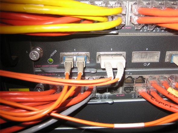 Fiber Uplink