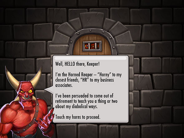 Dungeon Keeper Tutorial
