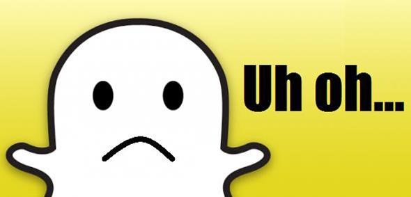 Snapchat sad