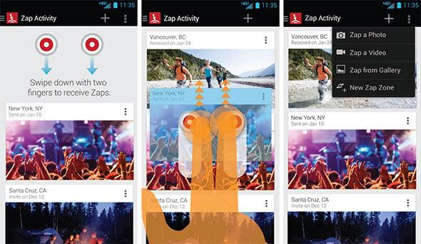 Droid Zap by Motorola
