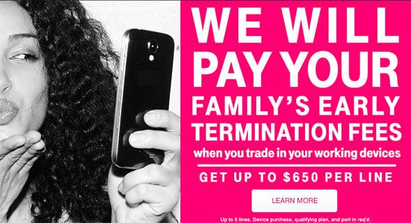T-Mobile magenta